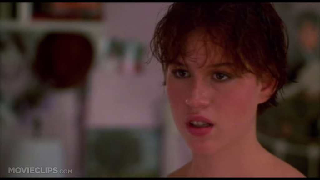Molly Ringwald - 80s Teen Movie Stars - Then And Now