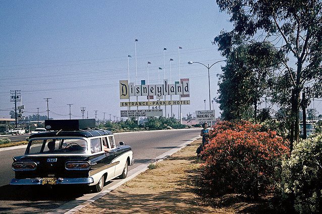 Vintage Disneyland Photos That Will Transport You Back In Time