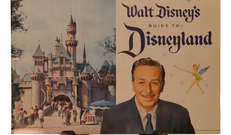 Check Out This Rare Disneyland Memorabilia Collected by Former Cast Members