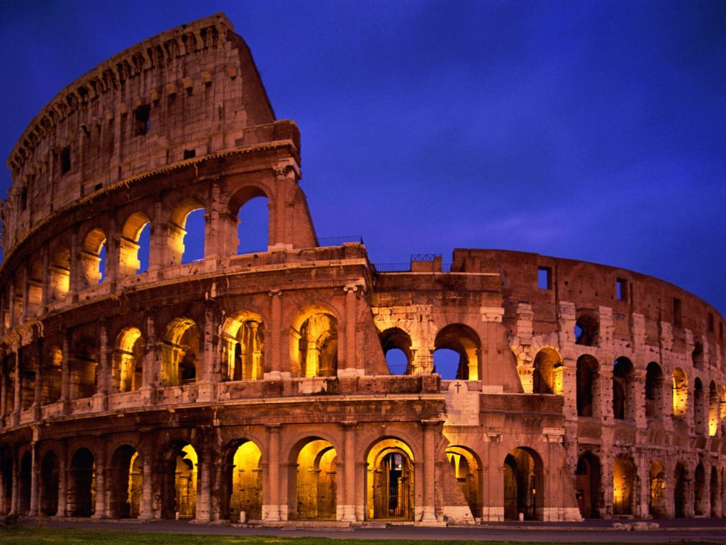 The Colosseum, Rome - 16 Truly Beautiful Sights Only Found in Italy
