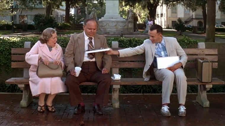 Forrest Gump - Top 10 Highest Grossing Best Picture Winning Movies