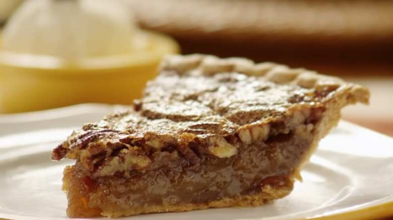 Pecan Pie - 10 Classic Holiday Favorite Dishes